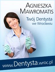 Agnieszka Mawromatis Twój Dentysta we Wrocławiu